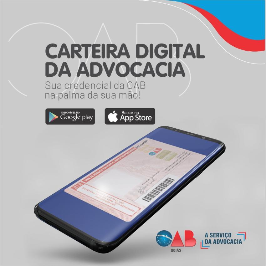 OAB-PB informa a Tribunais, Ministérios Públicos, Policias e diversos órgãos validade da Carteira Digital