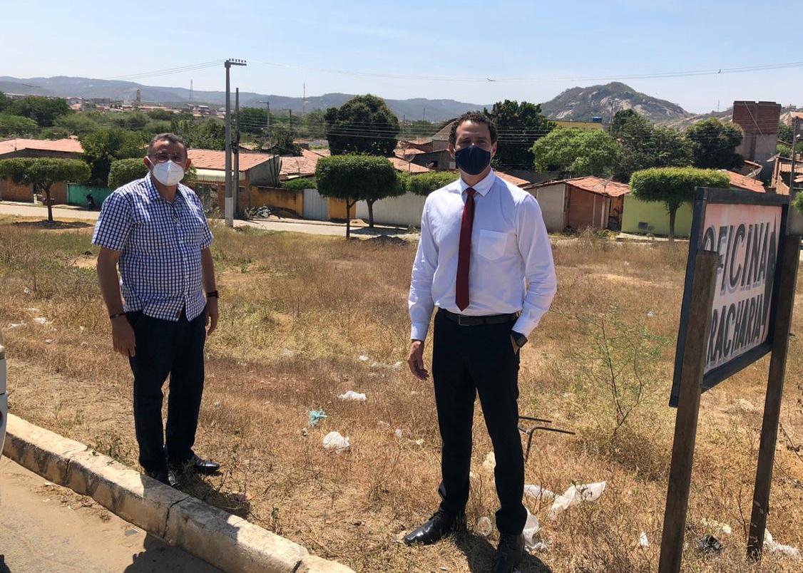 OAB-PB discute construção da sede própria da Subseção do Vale do Piancó em Itaporanga