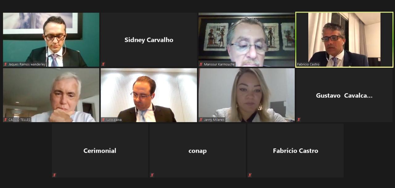CONAP: Painéis 17 e 18 debatem Ensino Jurídico e Prerrogativas