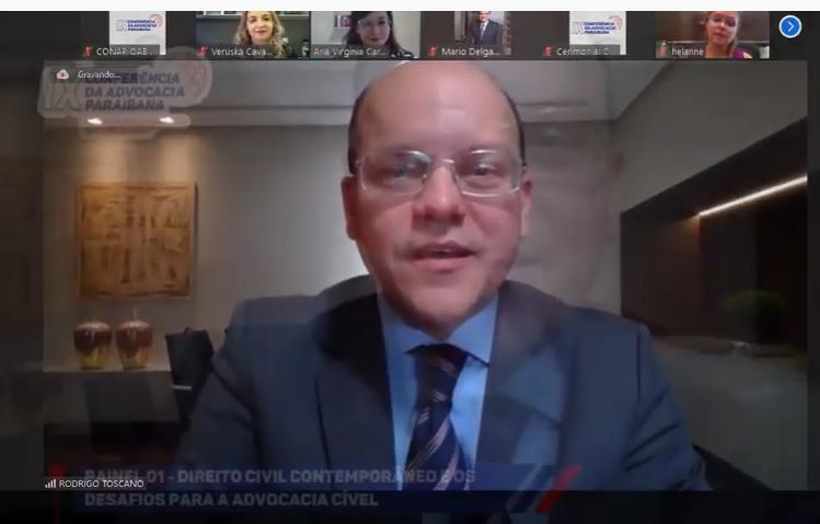 CONAP: advogados debatem Direito Civil e Advocacia Criminal nos primeiros painéis desta sexta