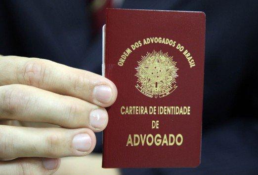 OAB-PB comunica que próxima solenidade de entrega de carteiras será realizada em janeiro