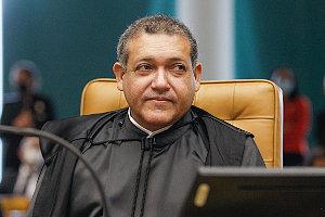 Advogados preparam livro em homenagem ao ministro Nunes Marques, do STF