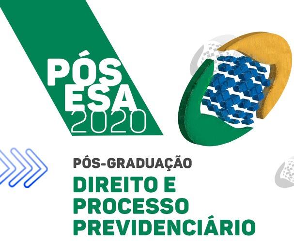 Nova ESA inicia pós-graduação em Direito e Processo Previdenciário; participe