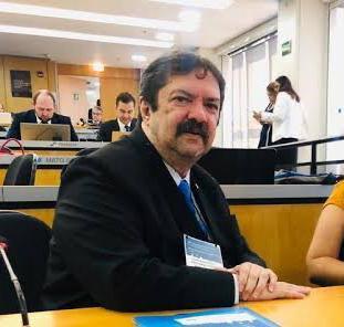 OAB-PB lamenta morte do vice-presidente do Colégio de Presidentes dos Tribunais de Ética e Disciplina da OAB, Luís Augusto Pestana